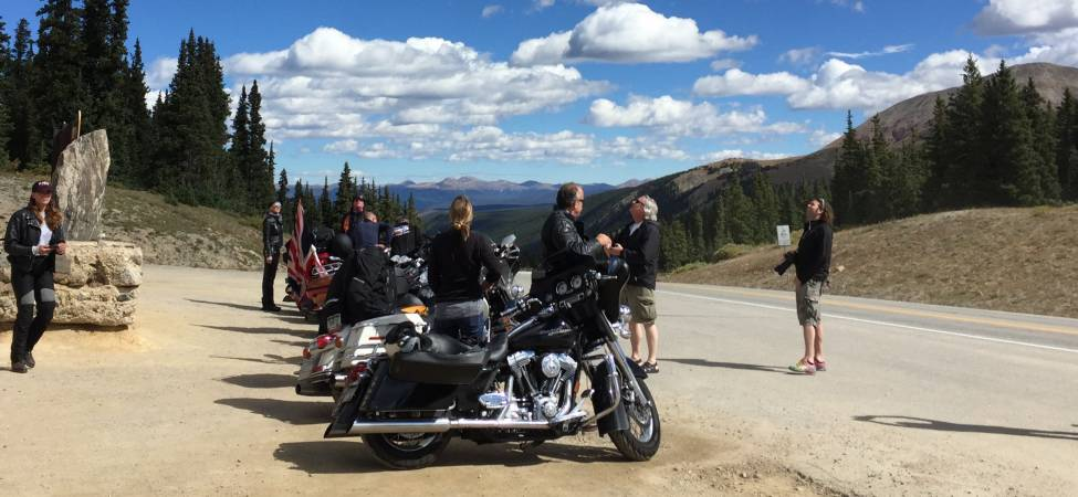 Colorado Motorcycle Tours